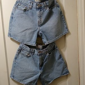 $8 each or 2 for $13*****Shorts